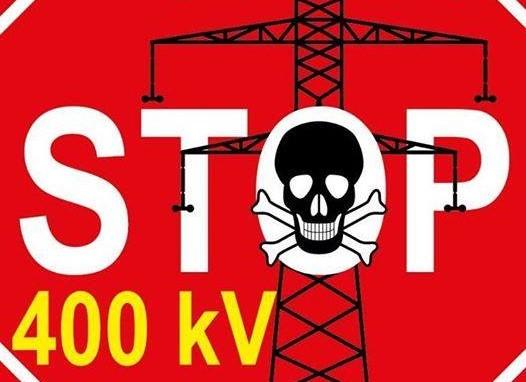 400 kv stop